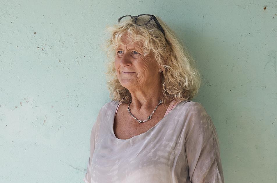 Connie Nissen er ikke helt klar over, hvorfor børneergoterapi blev hendes speciale. — Måske er det fordi, jeg selv har en legende tilgang til livet. Ser jeg et par stylter, skal jeg op på dem, siger hun.