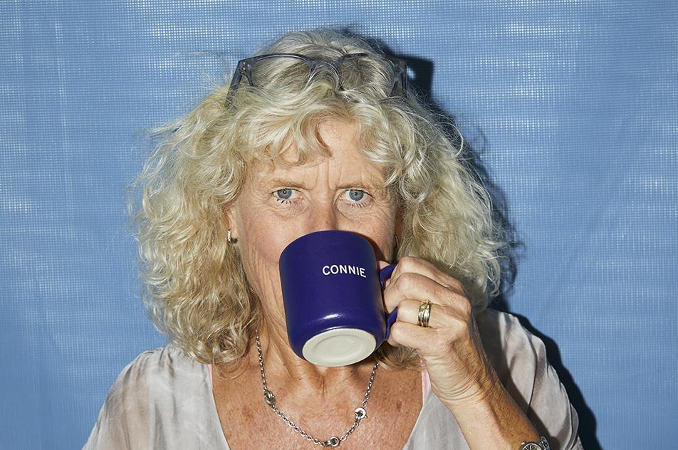 — Man behøver ikke være født i en købmandsbutik for at få succes som selvstændig, men det er vigtig at have nogle at støtte sig til og holde kaffemøder med, så man ikke begår for mange fejltrin, siger Connie Nissen.