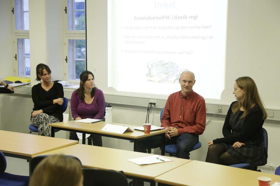 - Det, vi har brug for, er en pjece, der kort og kontakt forklarer, hvad I kan bidrage med i skoleklassen, sagde Balder Mørk Andersen, SF, Frederiksberg kommunalbestyrelse.