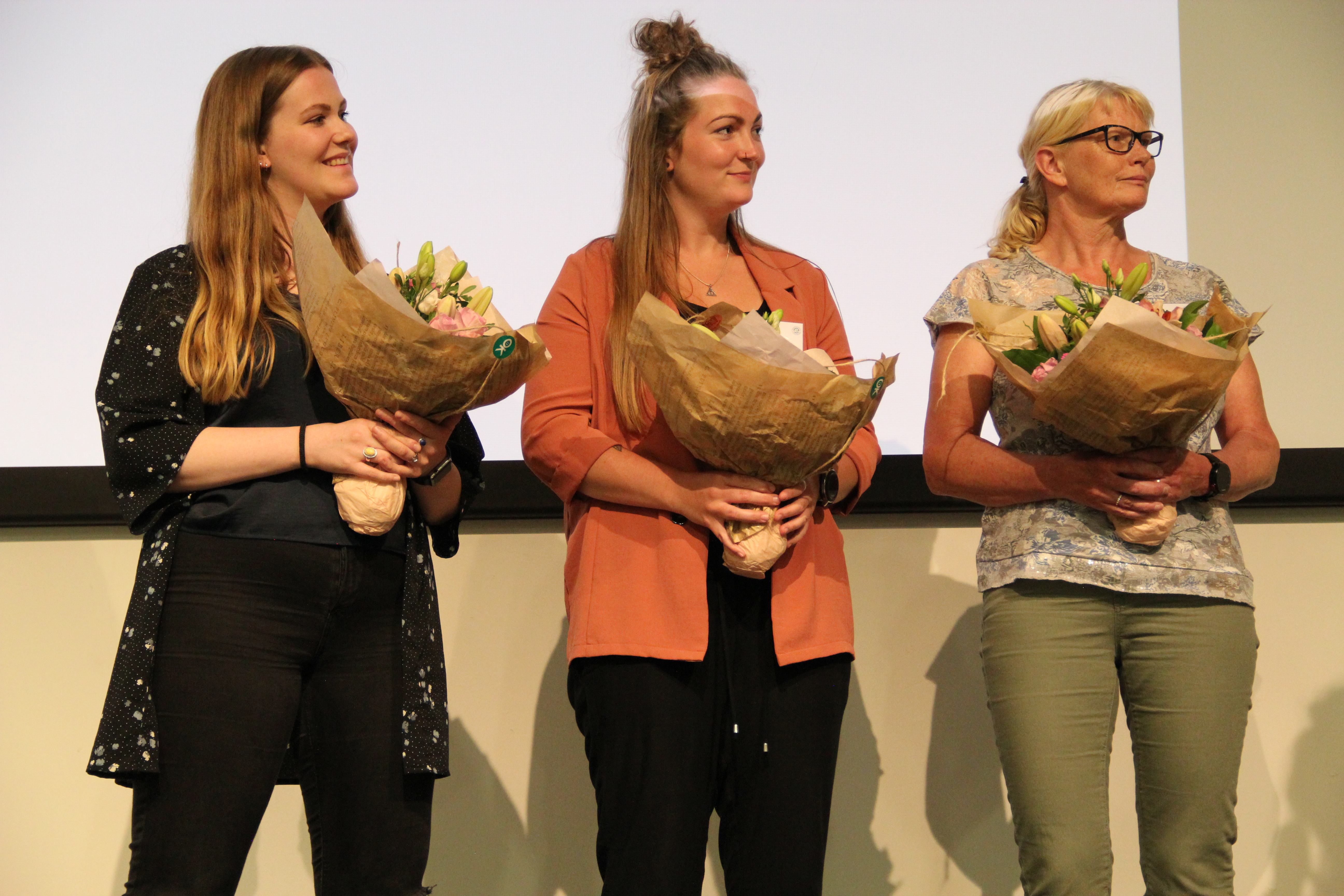 Vinderne af dette forårs bachelorpris: Cecilie Hildebrandt, Mie Kildegaard og Pia Thomsen har undersøgt AMPS.