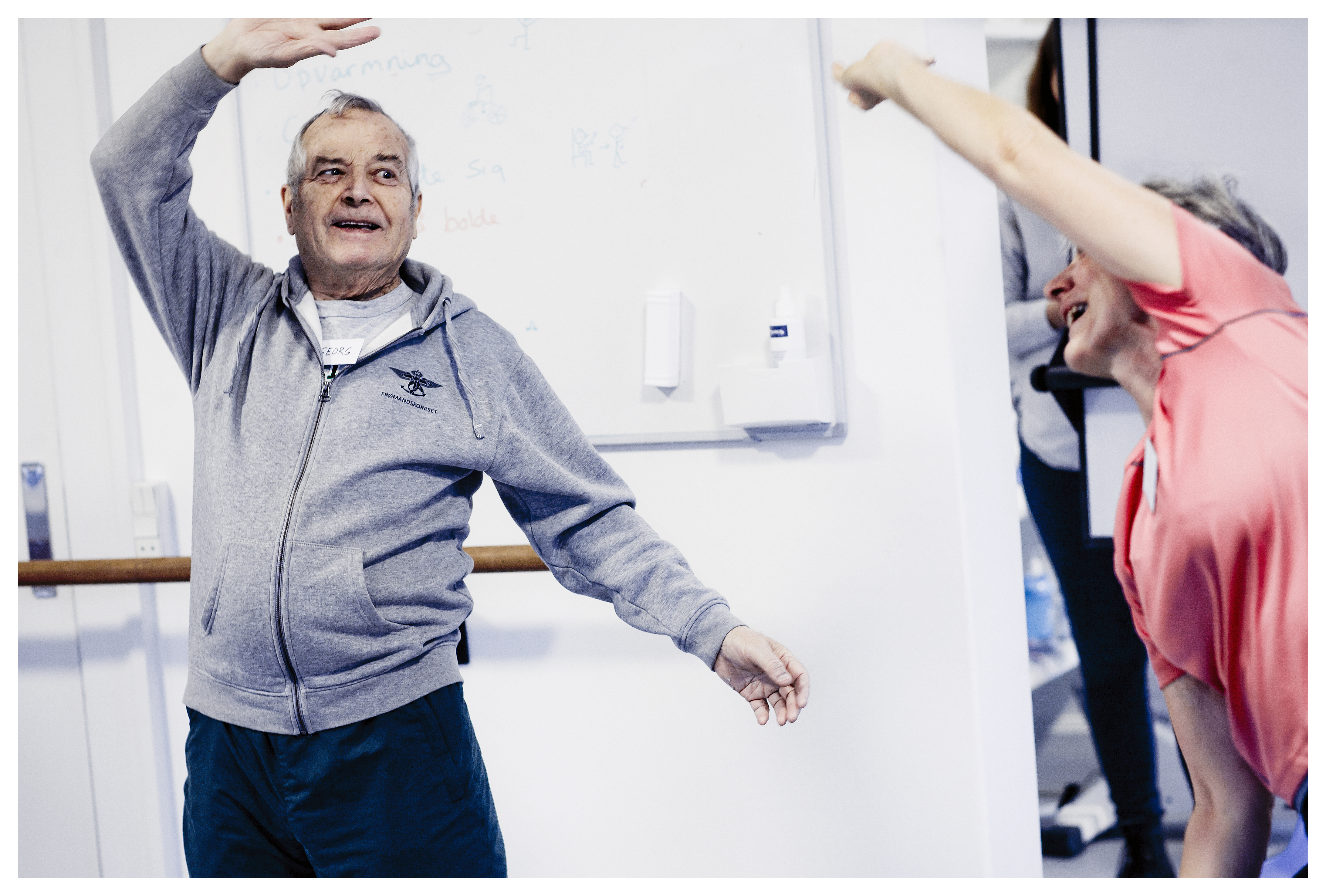Center for Demens i København tilbyder som et af de få steder i Danmark CST-forløb til borgere med demens. Ergoterapeuterne Sofie Tran og Louise Dehli oplever, at metoden øger borgernes livskvalitet.