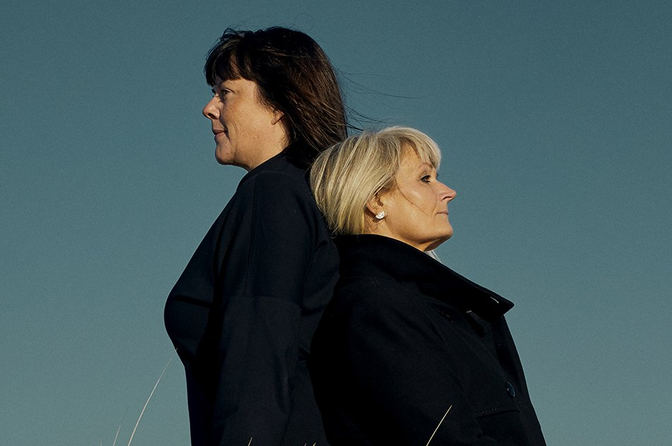 — Det nemmeste havde været at vende ryggen til, og det er da aldrig behageligt at skulle sige den slags ting til en kollega, man godt kan lide, siger Jane Klitsgaard (til højre).