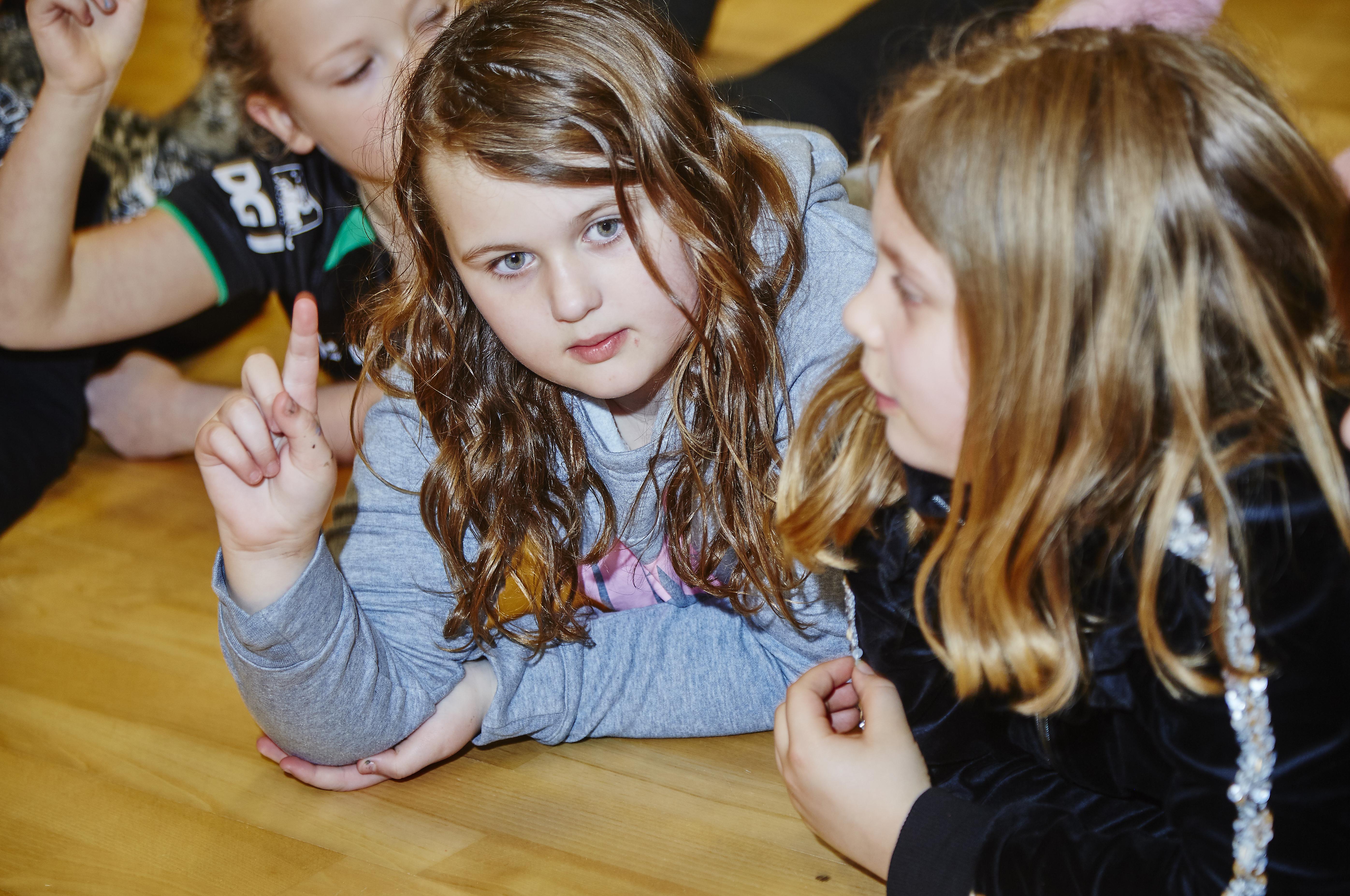 Overvægtige børn får hjælp til at finde glæden ved at bevæge sig. Formålet er, at børnene opnår en naturlig sundhed.