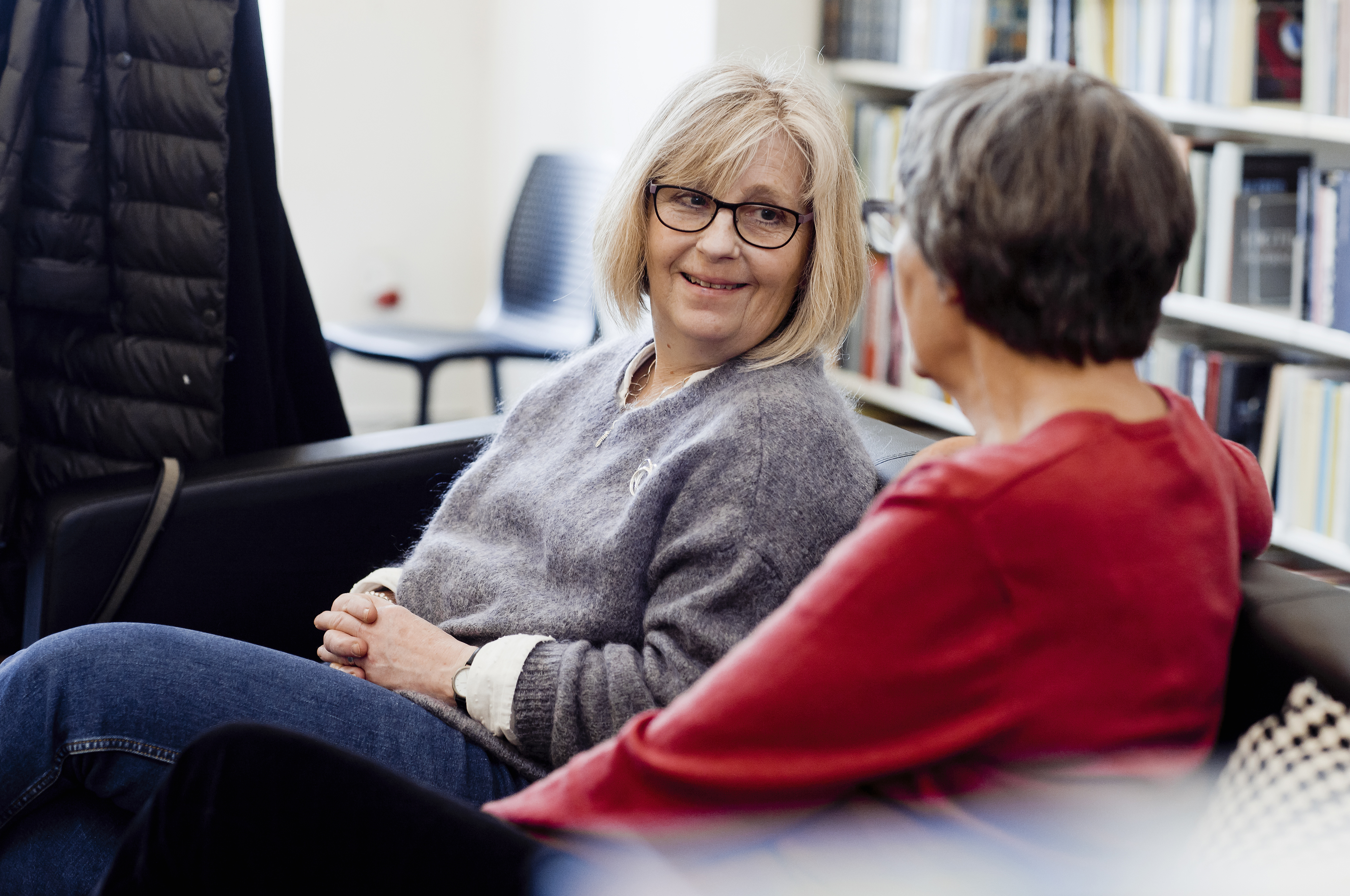 Charlotte Rugh er ergoterapeut og har de seneste fem år arbejdet som demenskoordinator.