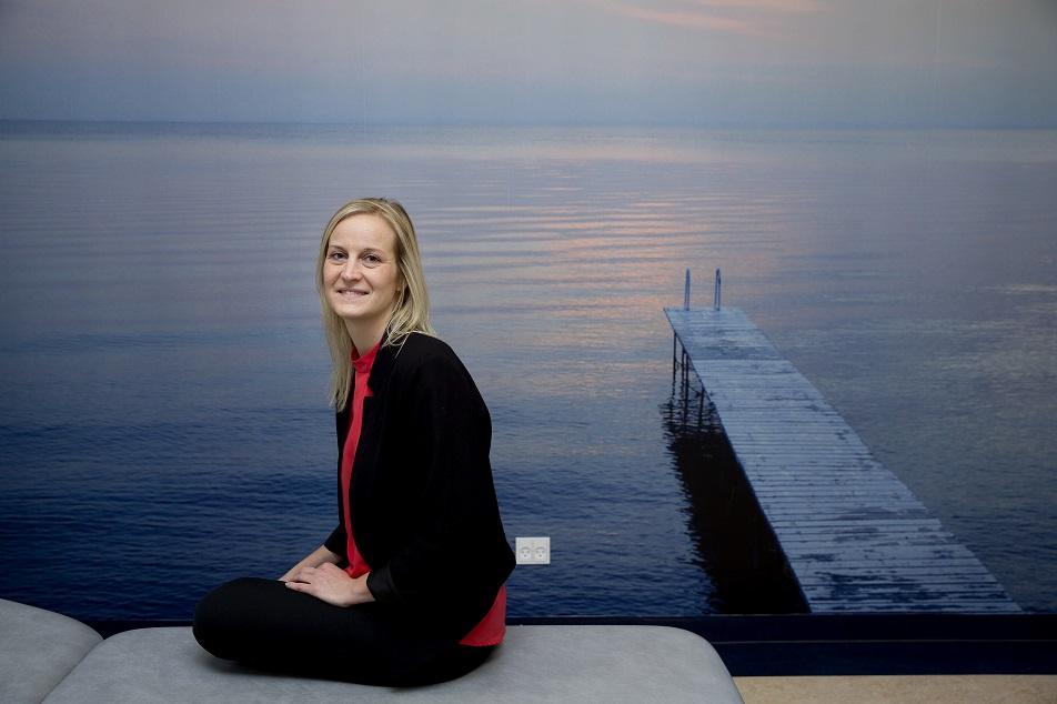 Det er muligt at skabe store ændringer i sit liv, hvis man er klar til at arbejde for det, siger Marie Møldrup, der er leder af livsstilscenteret i Brædstrup.