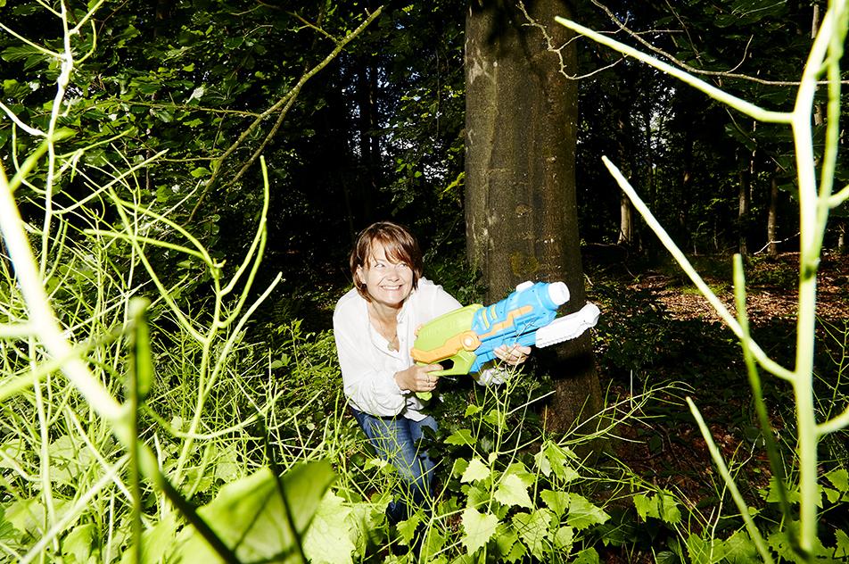 - Som ergoterapeuter har vi en fornem rolle i at fremme alle børns deltagelse i legen og hjælpe med at finde muligheder for det enkelte barn – uanset forudsætninger - for at lege, siger Lise Hostrup Sønnichsen.