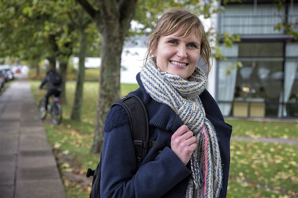 Louise Rosholm, kandidatstuderende, SDU