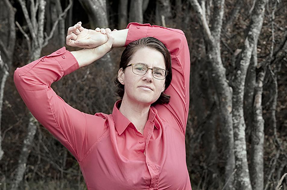 Luise Skinnerup havde 15 års erfaring som patient, da hun begyndte som ergoterapeut i psykiatrien.