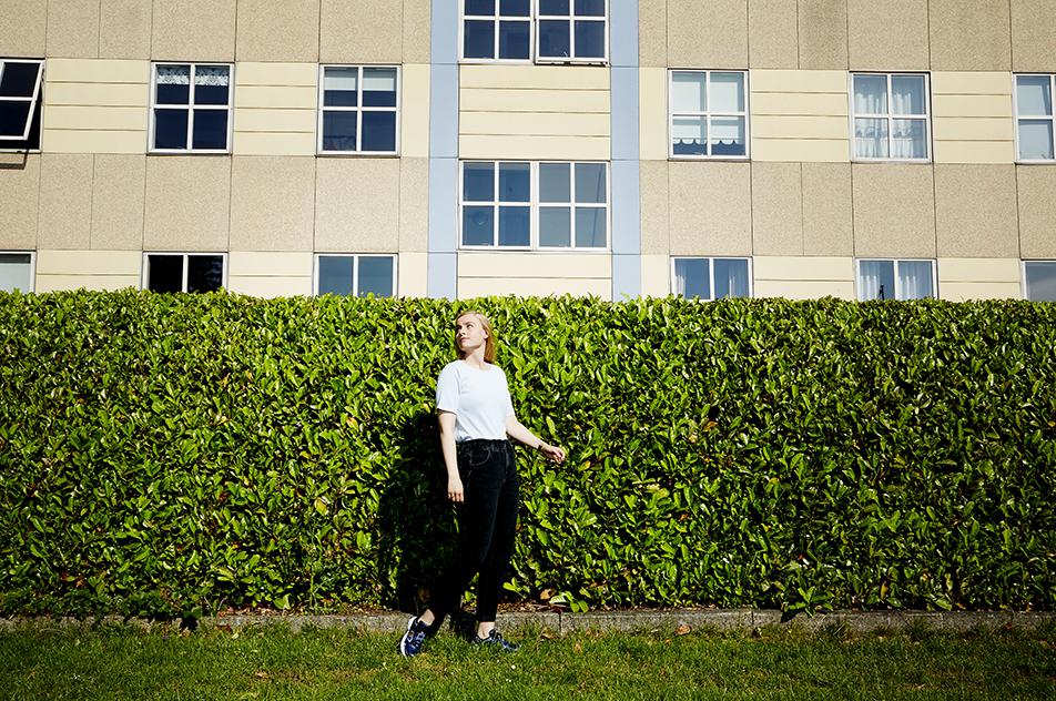 Da Nanna Salling Mortensen som ergoterapeutstuderende blev sygemeldt med stress, afprøvede hun fagets metoder på egen krop.