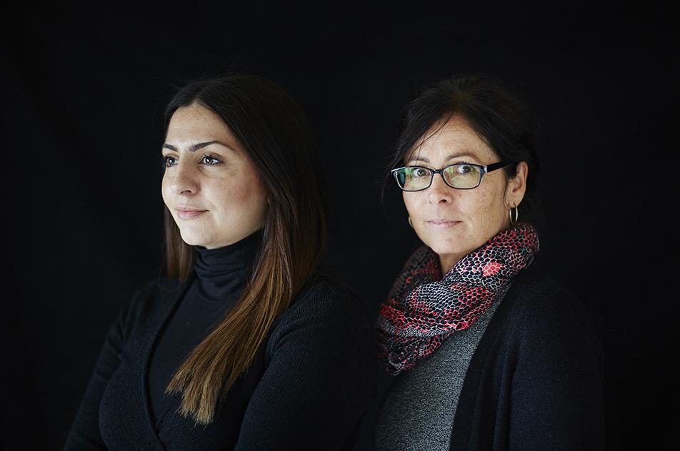 Sinem Karaman (tv) og Dorthe Jespersen risikerer at blive vraget som kontaktpersoner for enkelte beboere, hvis beboerne er utilfredse med samarbejdet. Reelt set sker det sjældent, fordi samarbejdet hele tiden justeres, så det bliver bedst muligt.