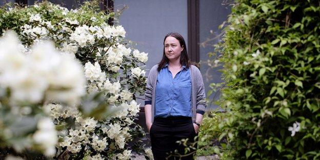 Louise Laursen er en af tre ergoterapeuter, der fortæller deres historier om stress i det nye nummer af Ergoterapeuten